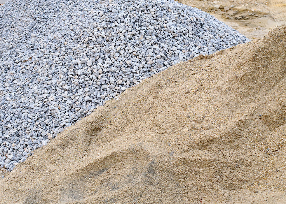 Granulats sables et graviers sac, bigbag ou vrac dans la Marne